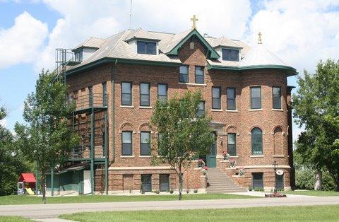 St. Stanislaus Catholic Church, Warsaw, North Dakota